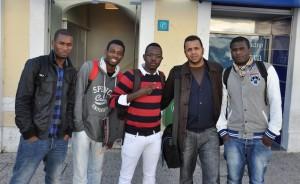Estudantes da Universidade Lusófona