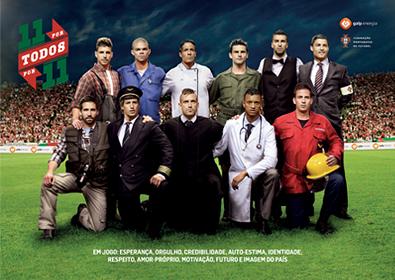 Poster Selecção Nacional  Carta à Seleção Nacional PosterSelec    o