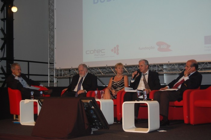 We Mean Business 1º painel