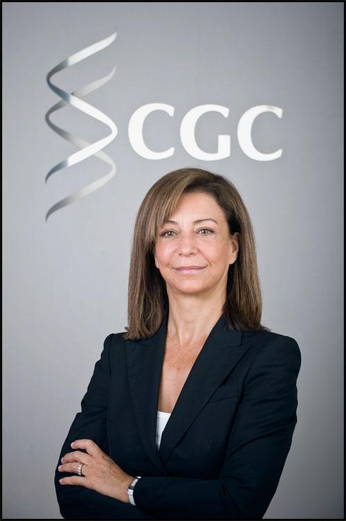 Maria da Purificação Tavares, fundadora, presidente e diretora clínica do CGC Genetics.
