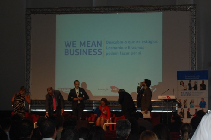 We Mean Business 2º painel